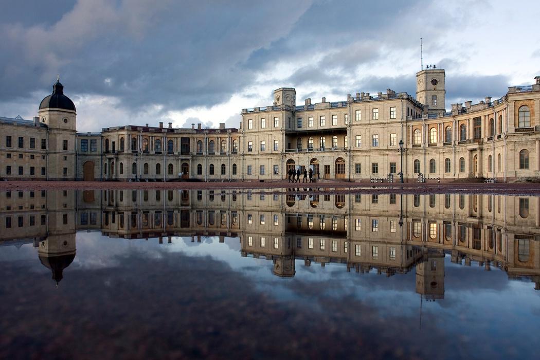 Прекрасная Гатчина (с посещением двух дворцов)
