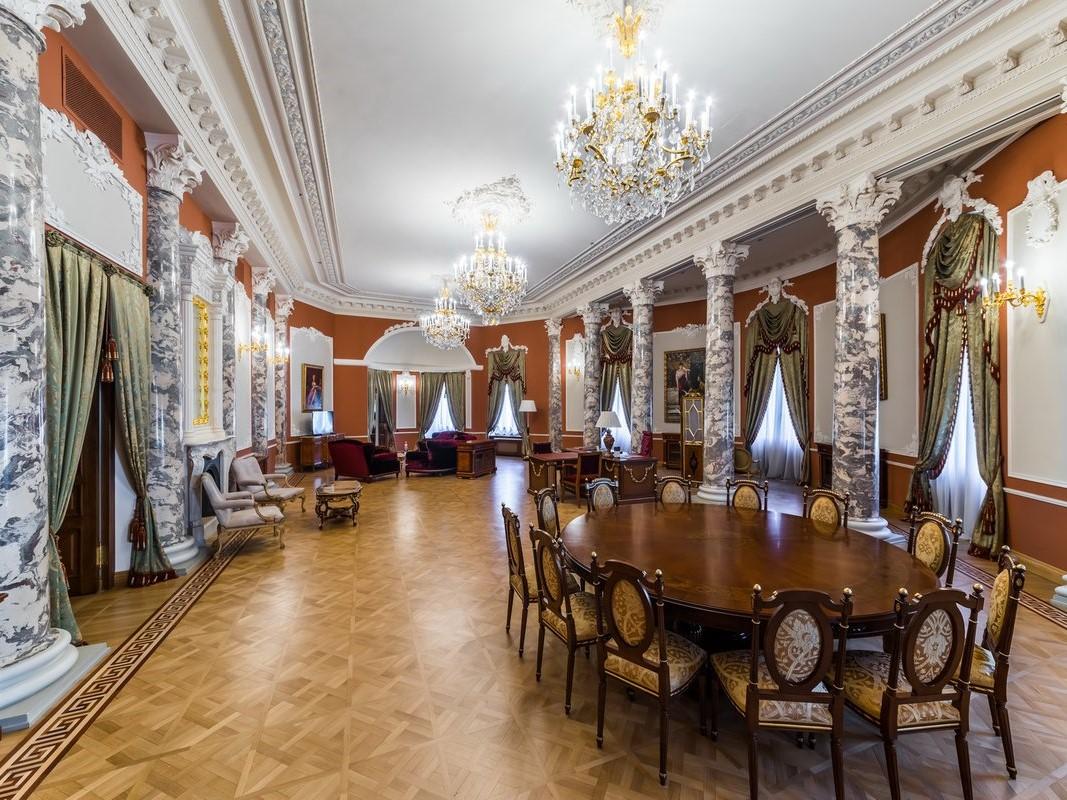 Купеческий Петербург с посещением Дворца Елисеевых (все включено)
