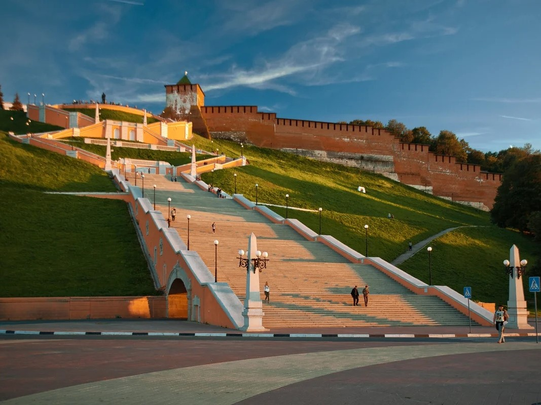 Нижний Новгород – столица Поволжья (6 дней)