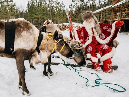 Новый год у Карельского Деда Мороза — тур в Карелию (2 дня)