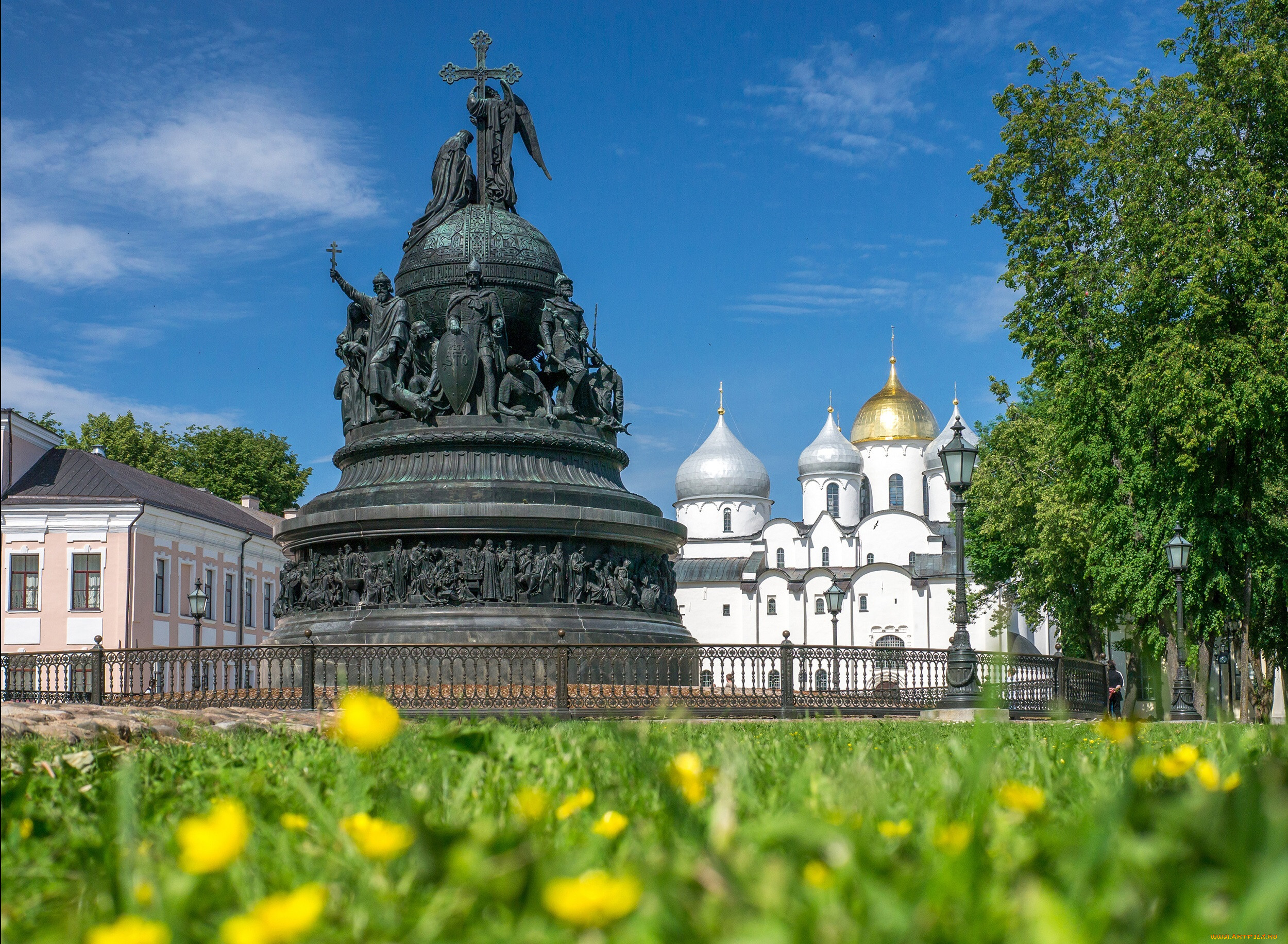 «Фарфоровый» Новгород (с посещением Старой Руссы) 2 дня