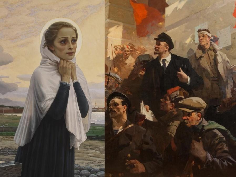 Ангелы и демоны Петроградской стороны (с посещением музея-квартиры Елизаровых)