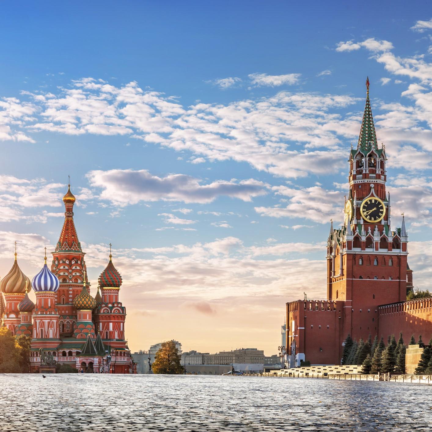 Пешеходная экскурсия по Красной площади и историческому центру