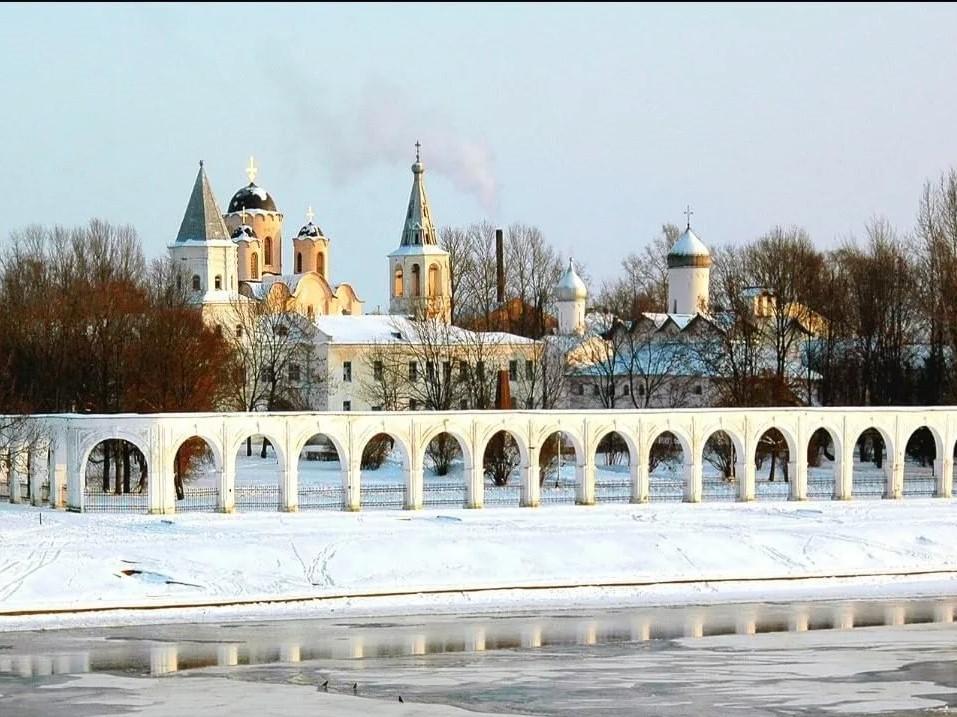 Гостеприимная новгородская земля (Великий Новгород – Старая Русса – Крестцы – Валдай)