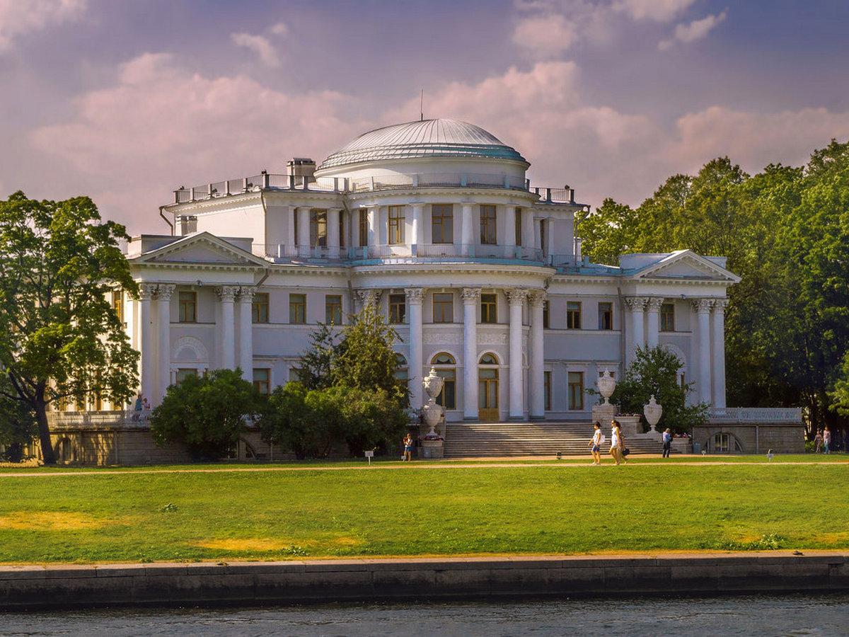Два острова - две судьбы: Каменный и Елагин (с посещением Елагиноостровского дворца) (только для пенсионеров!)