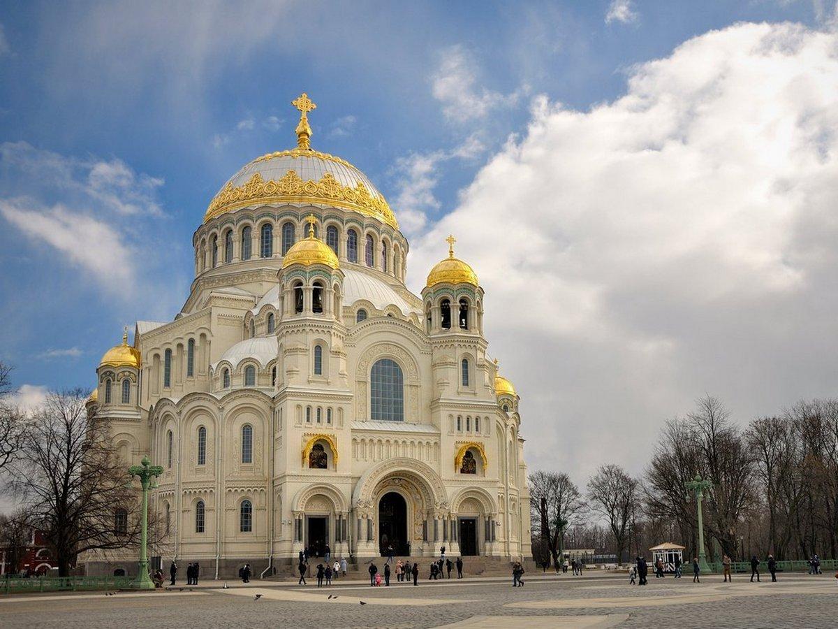 По следам Иоанна Кронштадтского (с посещением музея-квартиры и Никольского Морского собора)