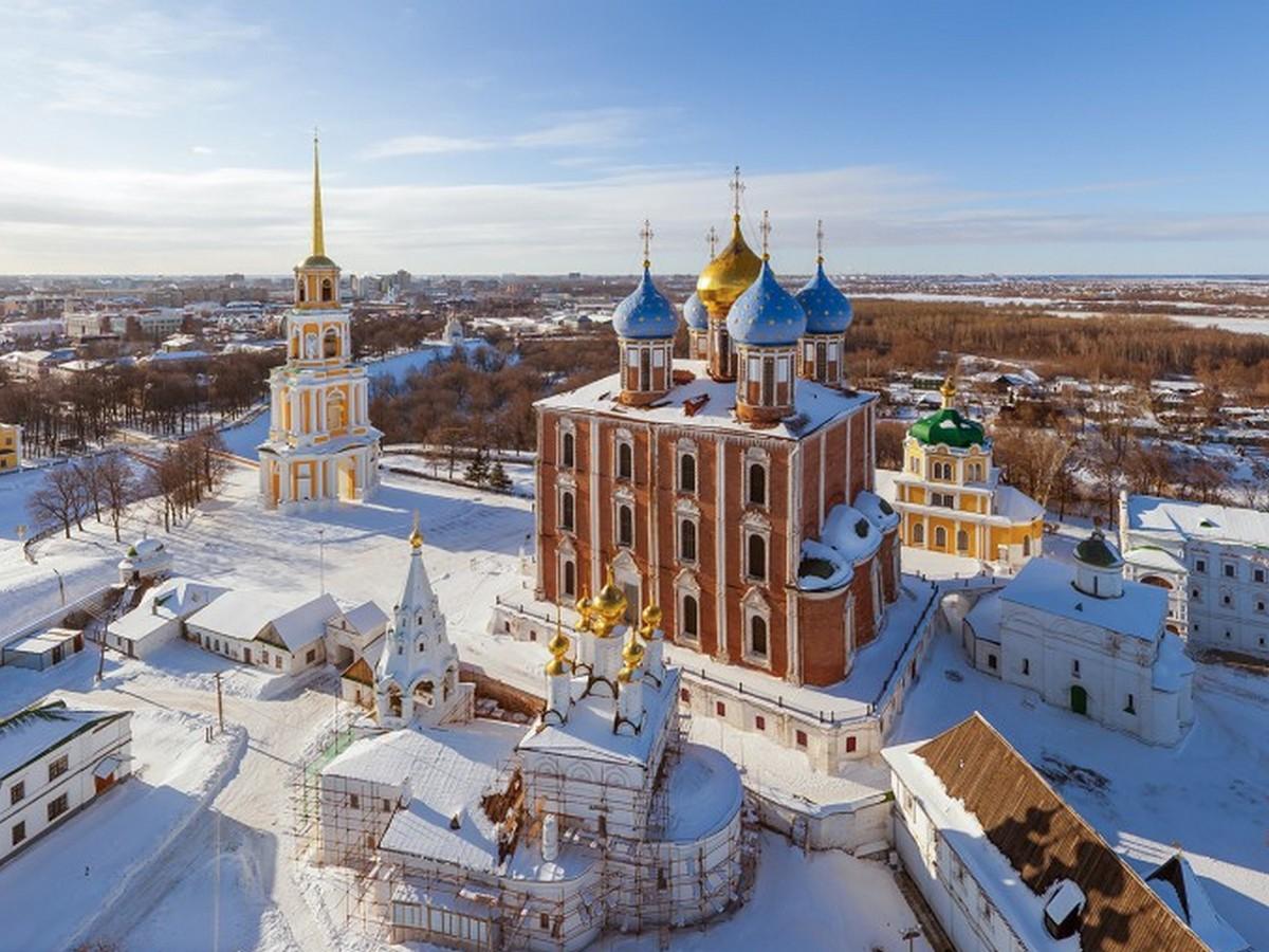 Рязань - душа земли русской!