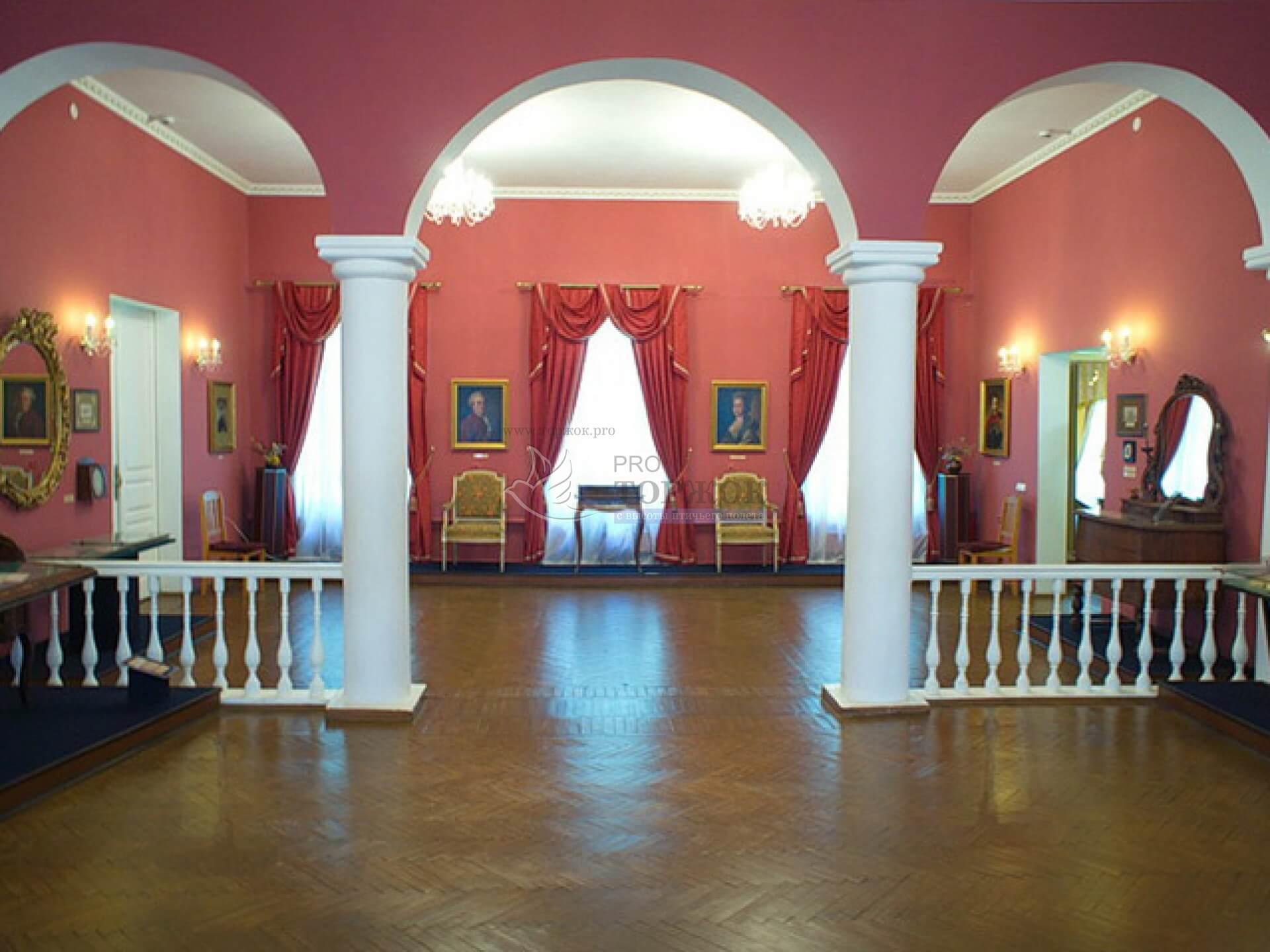 • Музей Пушкина в Торжке