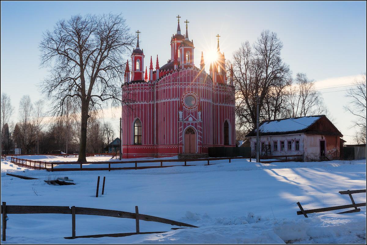 • Спасо-Преображенская церковь
