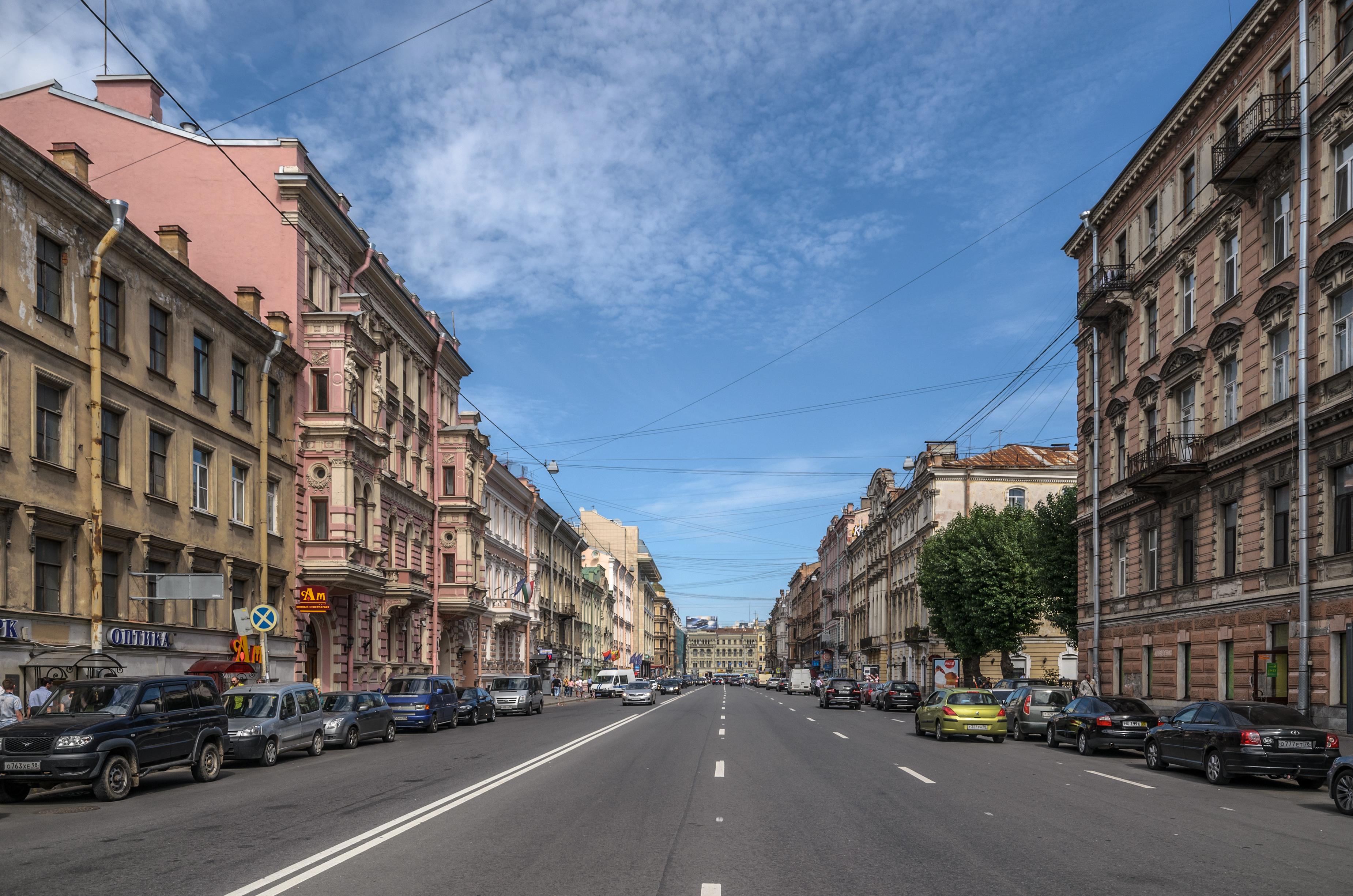 Улица Николаевская (Марата)