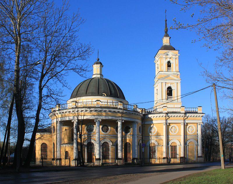 Церковь св. Ильи Пророка