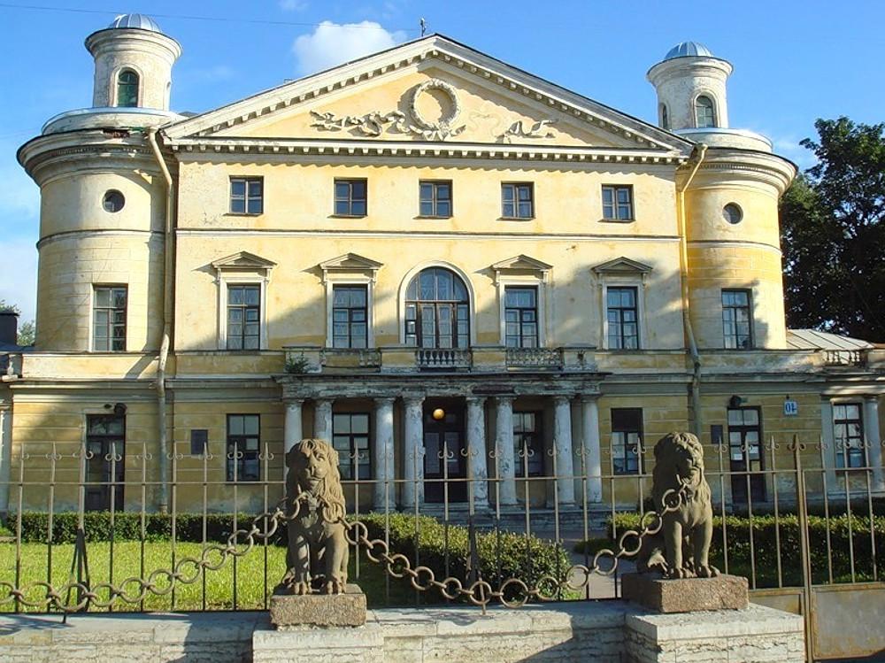 Усадьба князя Безбородко