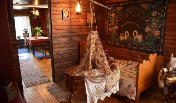 Музей-усадьба народности в деревне Сигово