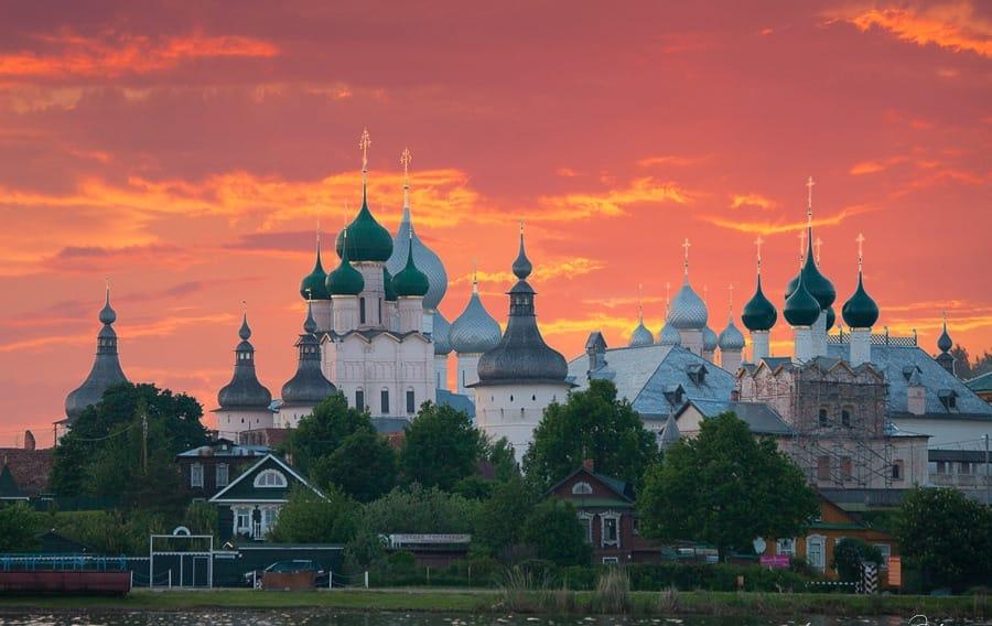 День 2: Ростов Великий