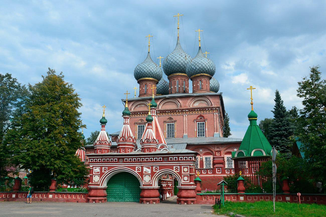 День 4: Кострома