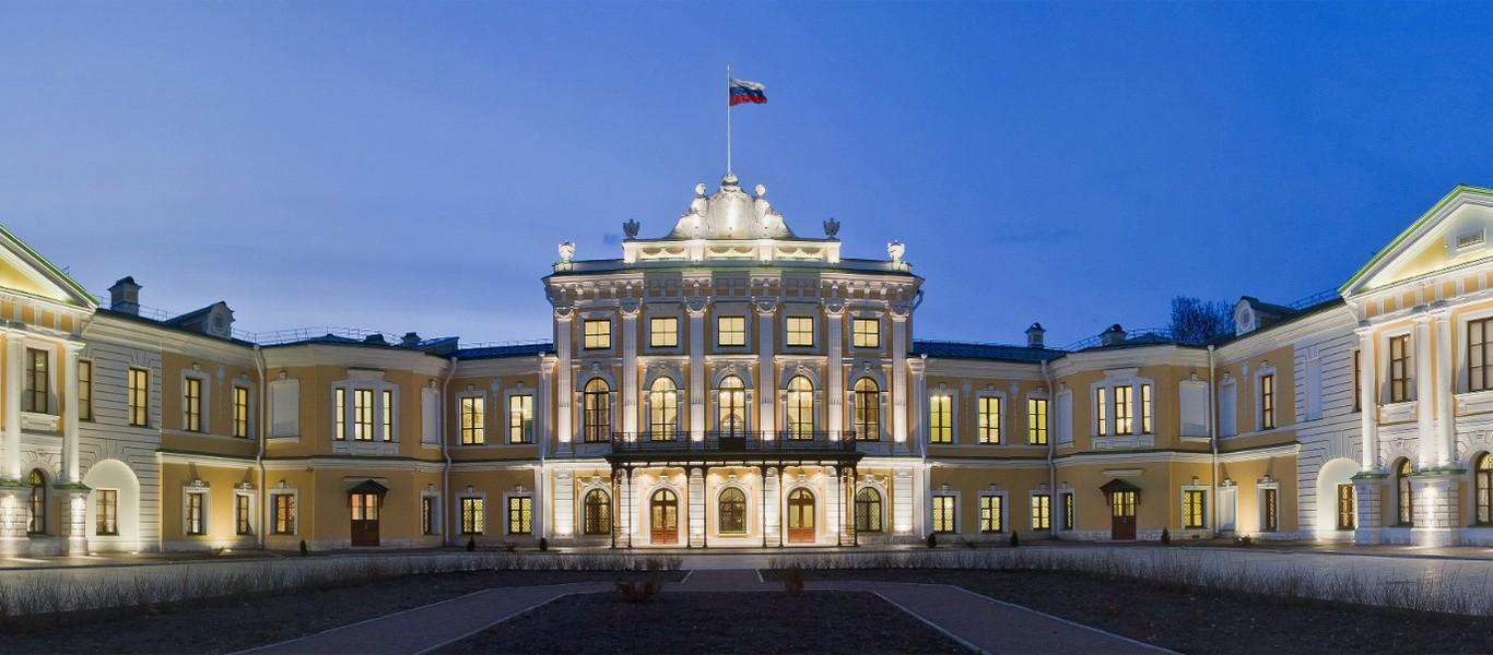 Дворец в Твери.