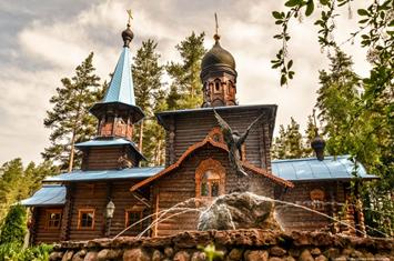Обитель исцеления в посёлке Сапёрное