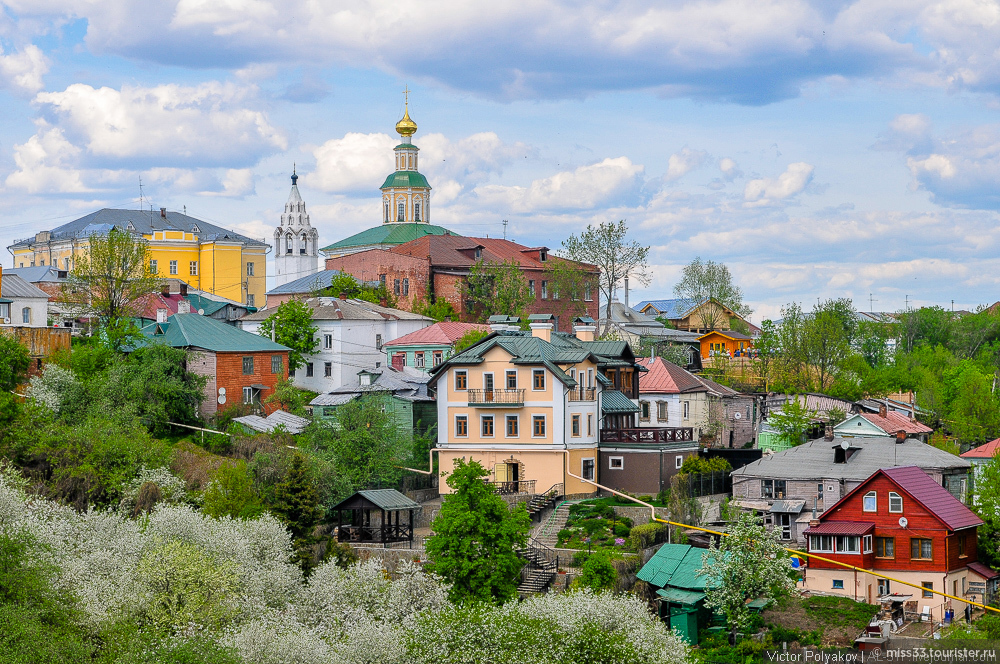 День 1. переезд Санкт-Петербург - Владимир (12-13 часов)