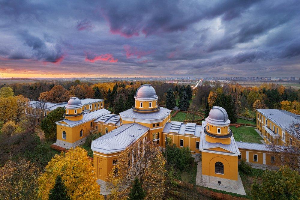 Пулковские высоты