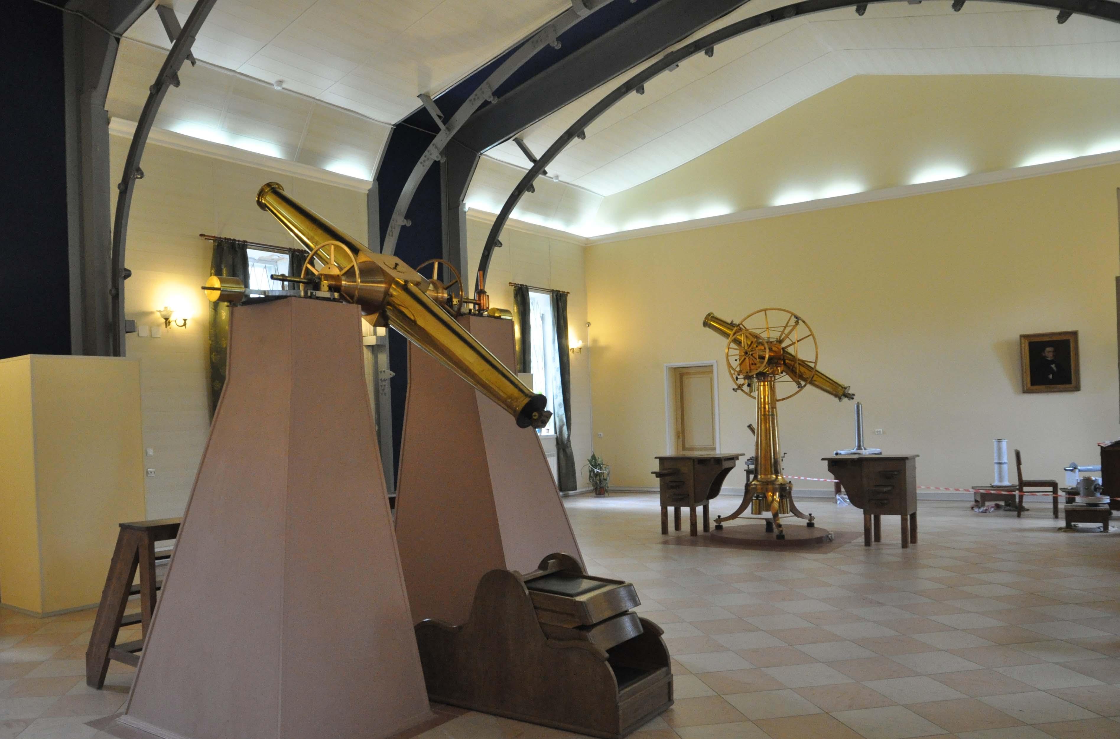 Дом музы Урании