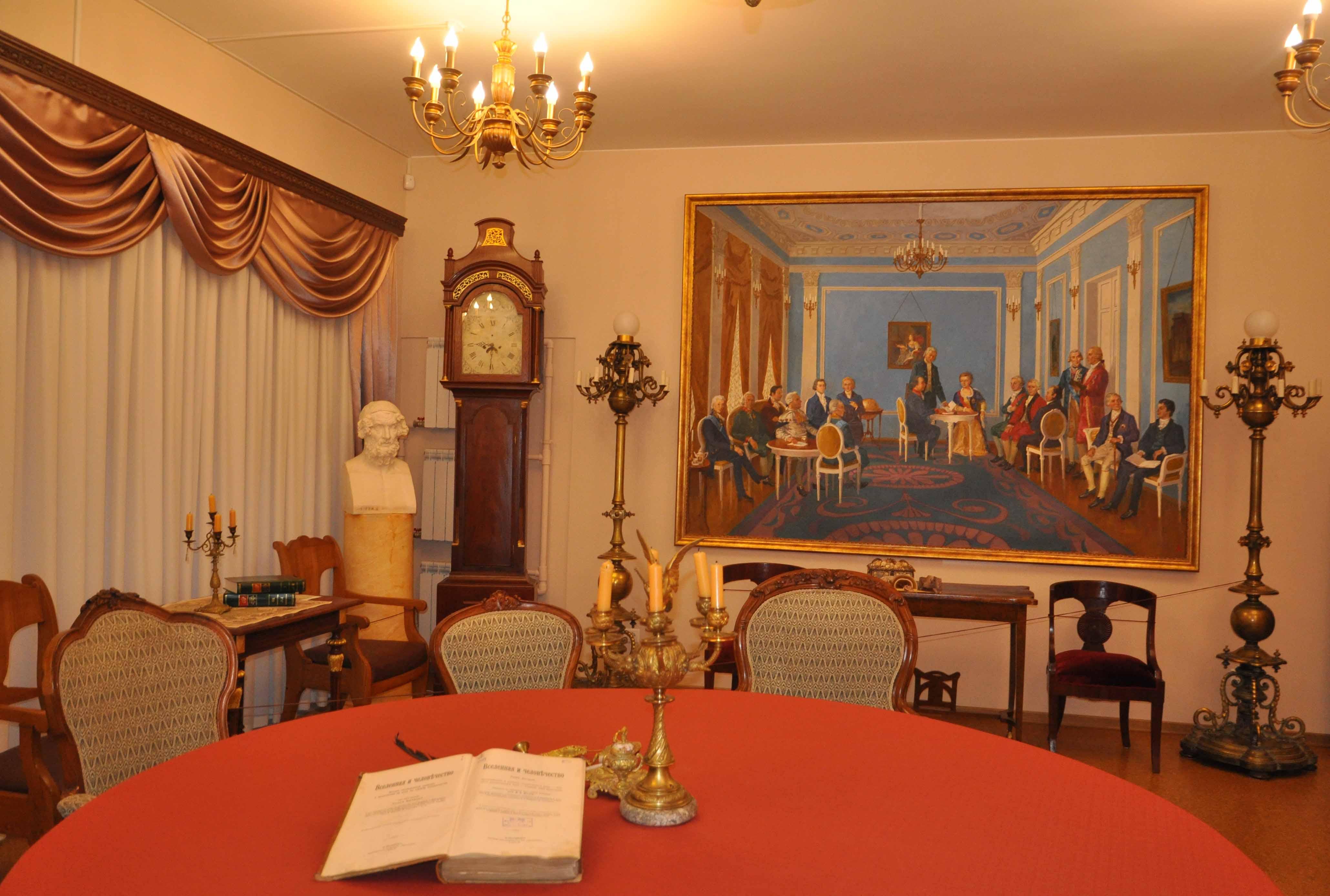 Музей-усадьба Кирьяново
