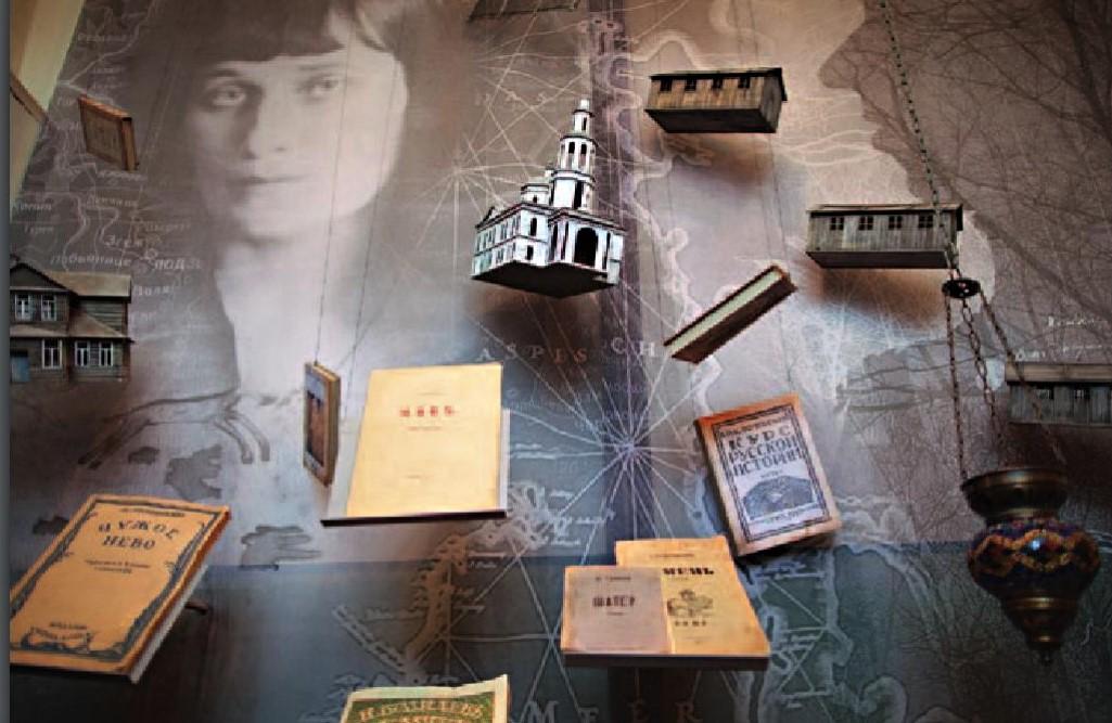 «Под кровлей Фонтанного Дома»: музей Анны Ахматовой
