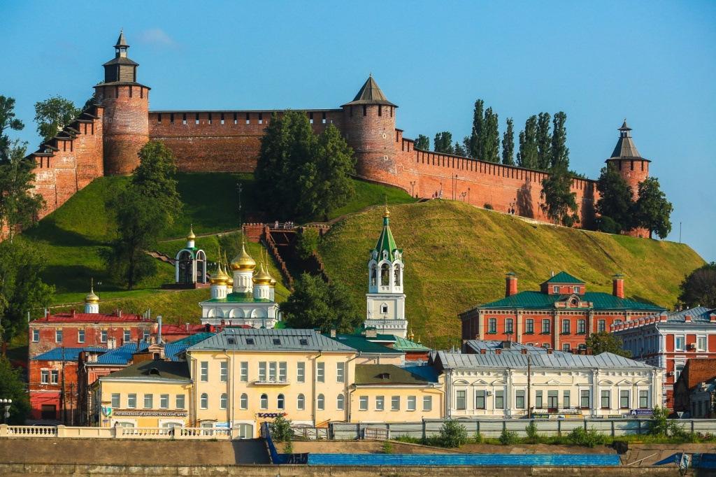 Кремль – крепость с итальянским акцентом
