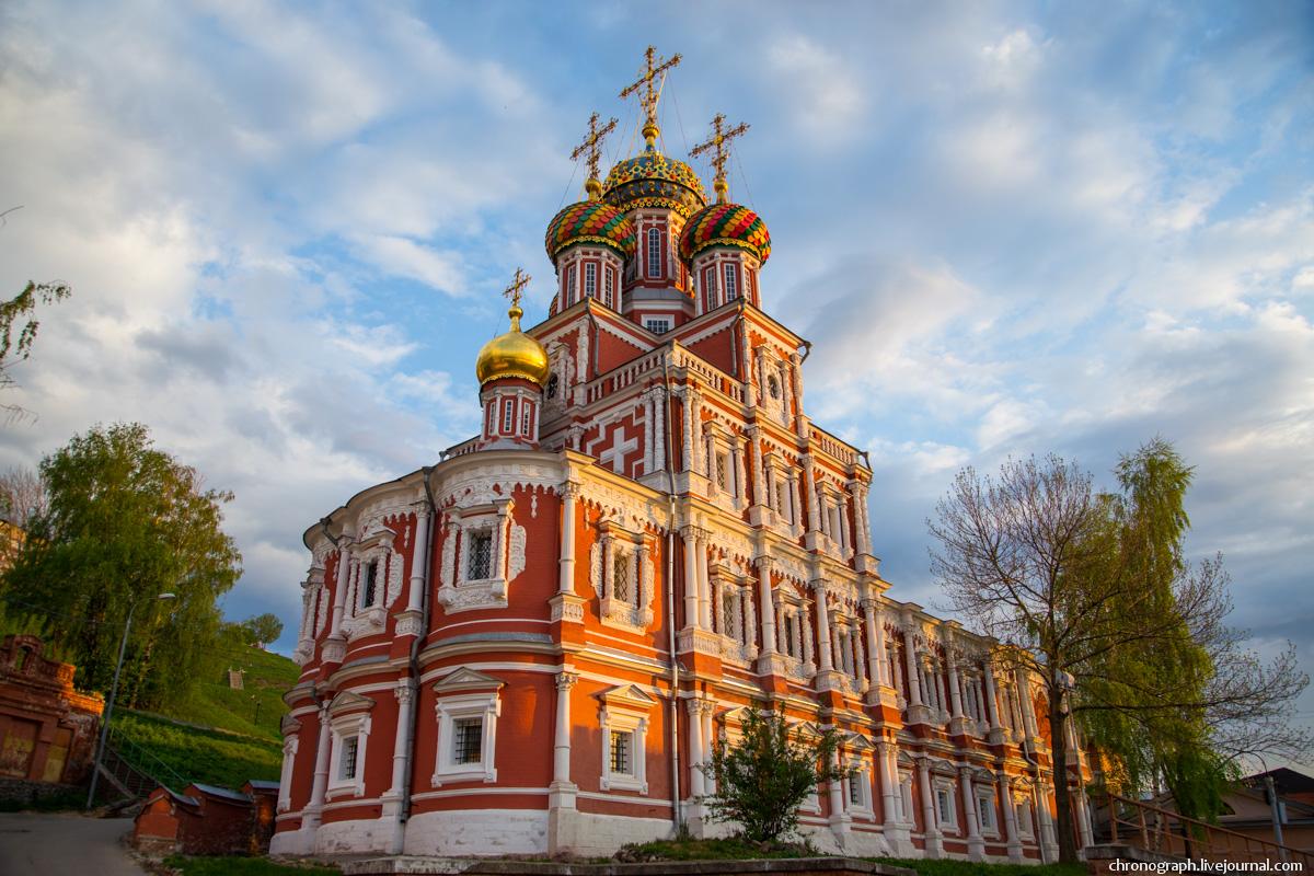 Собор Пресвятой Богородицы - каменное сокровище Строгановых