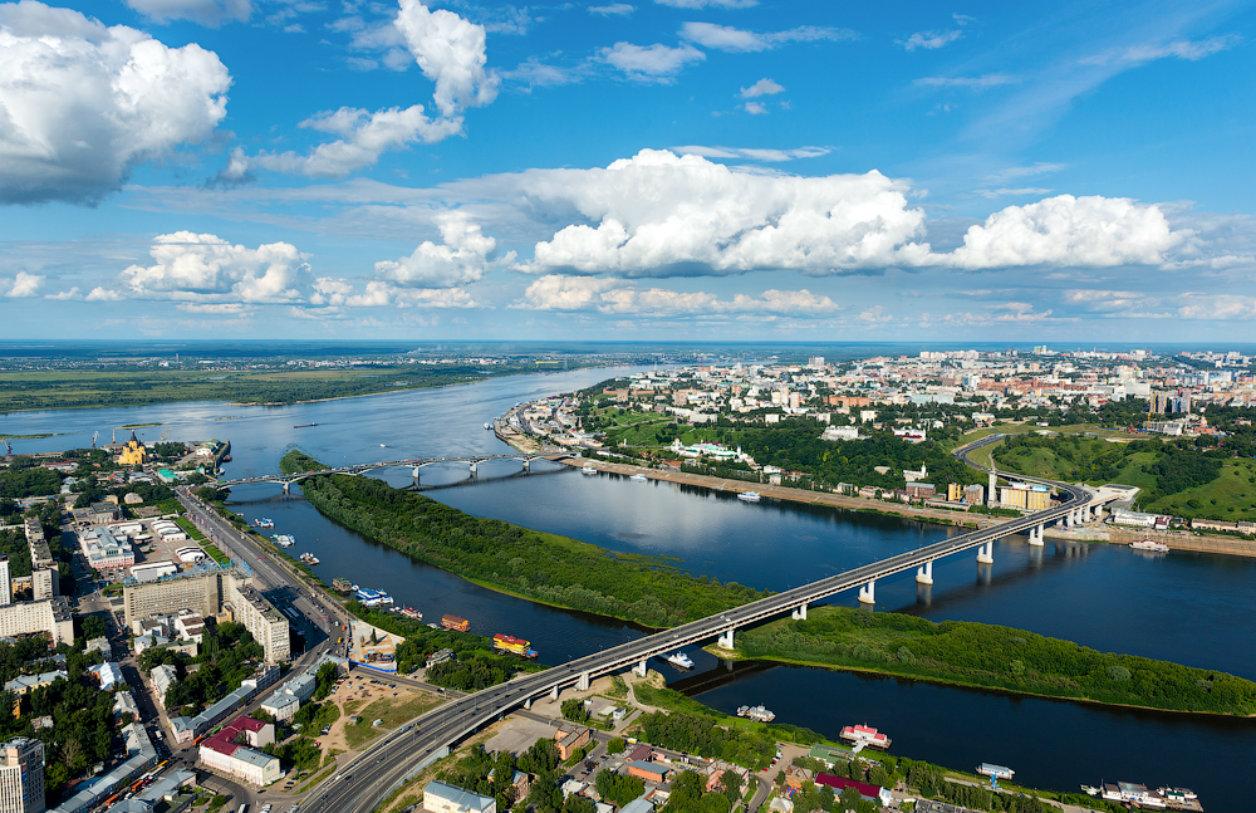 День 1. Переезд Санкт-Петербург – Нижний Новгород