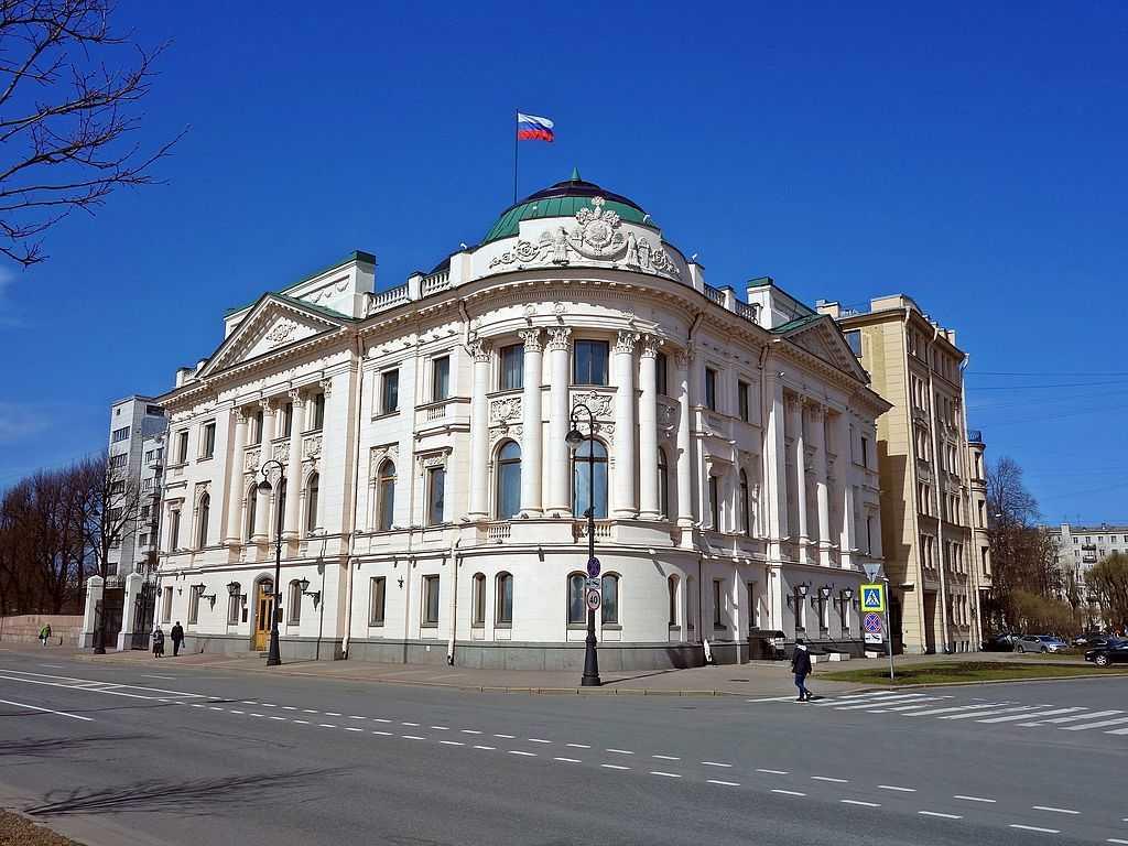 Дворец великого князя Николая Николаевича-младшего