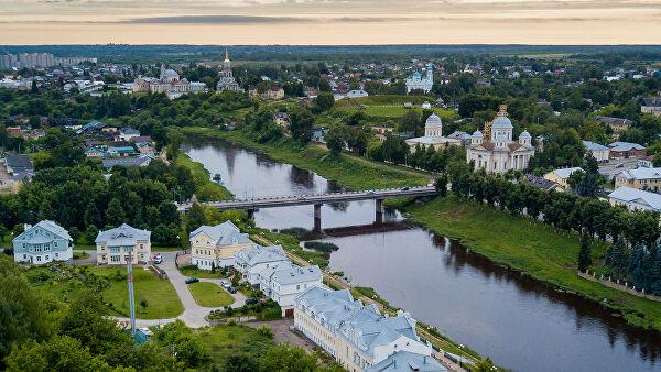 День 1. Выезд из СПб в Торжок