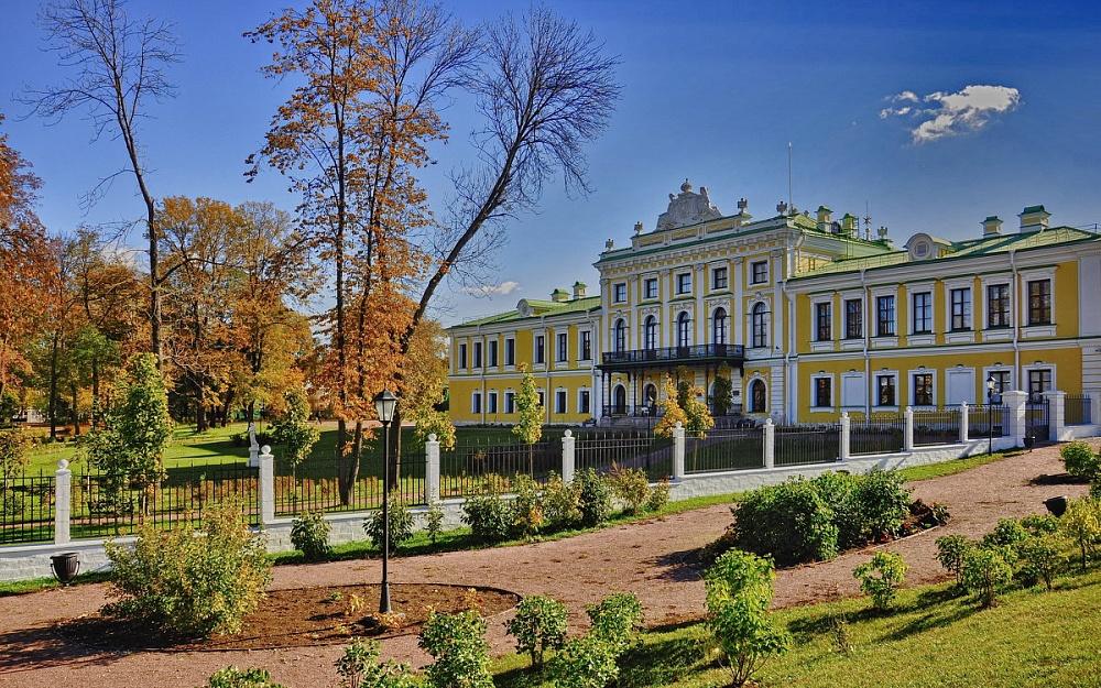 День 2. Путевой дворец