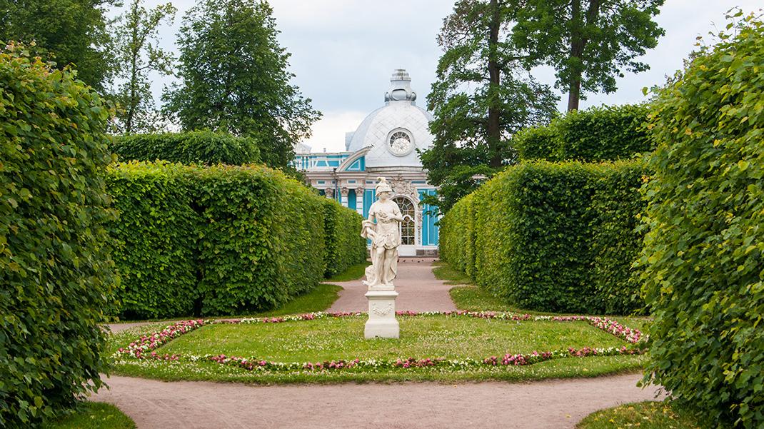 Царское Село: от Екатерины до Николая