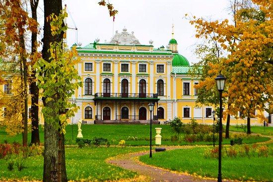 Посещение Путевого дворца