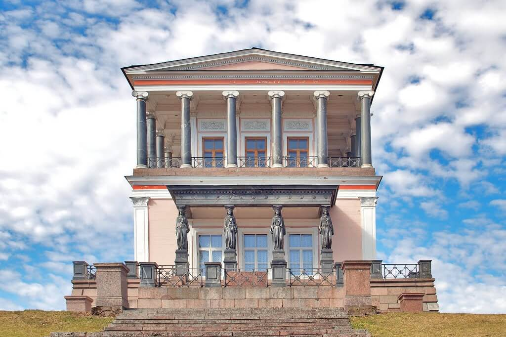 Дворец на Бабигонских высотах: Бельведер