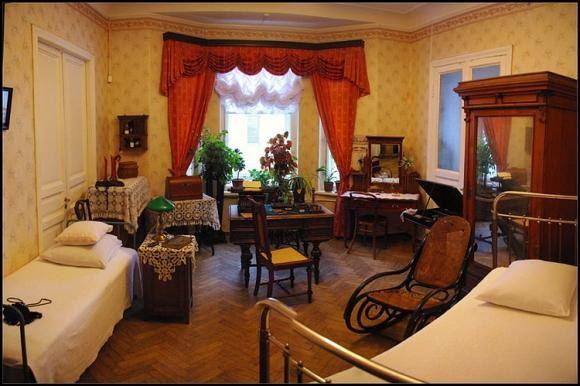 Музей-квартира Елизаровых