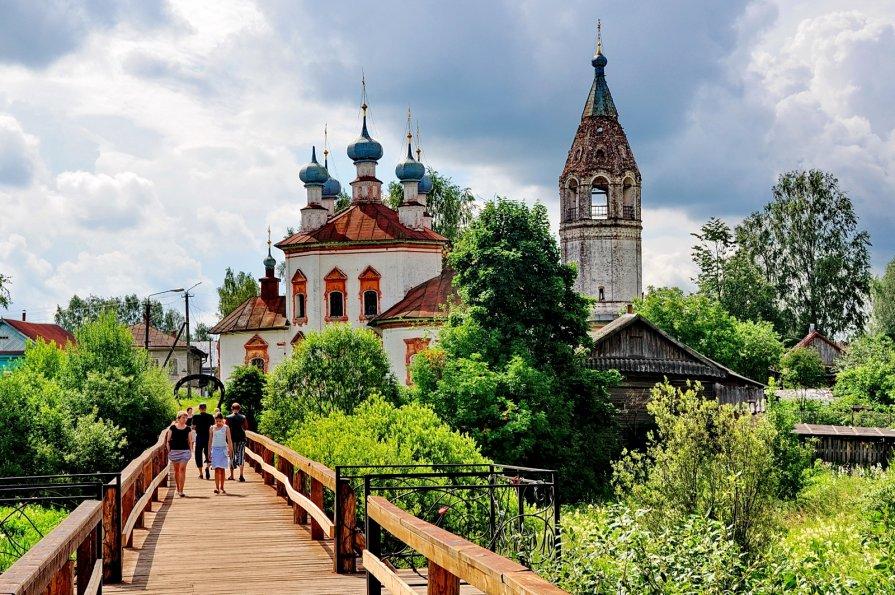 Город храмов и кузнецов