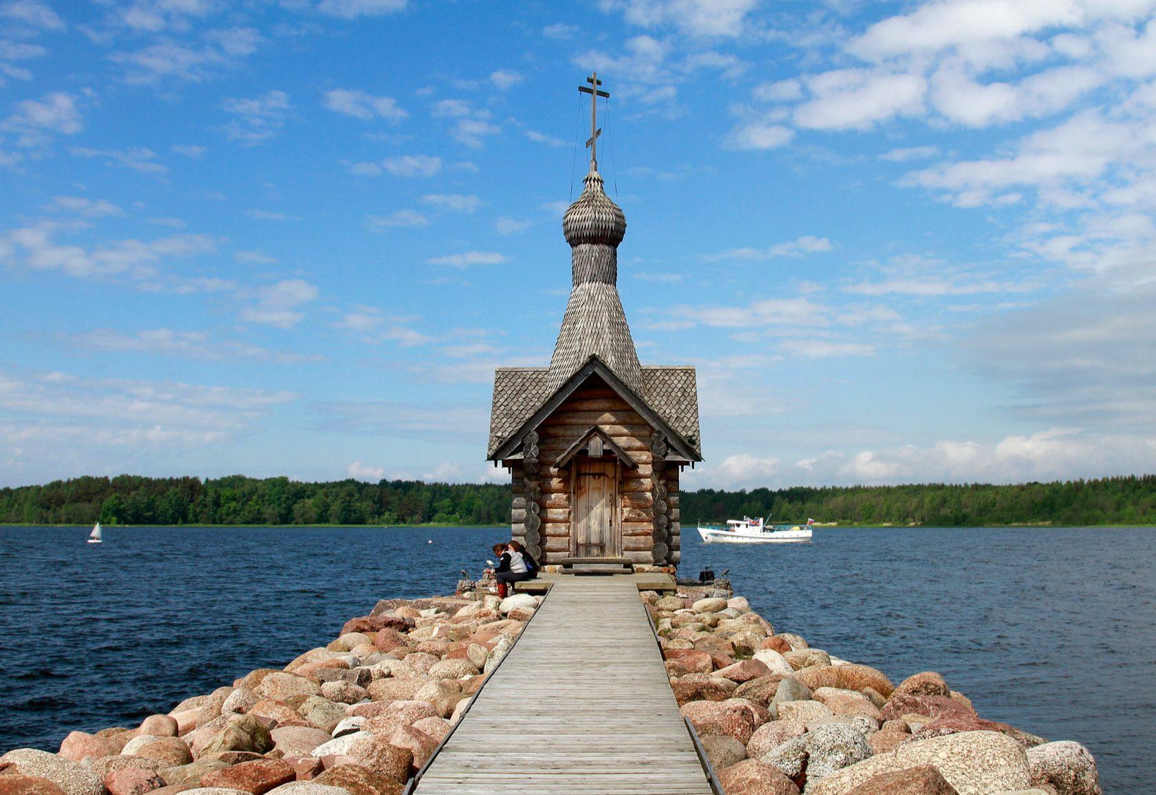 Остров Белова