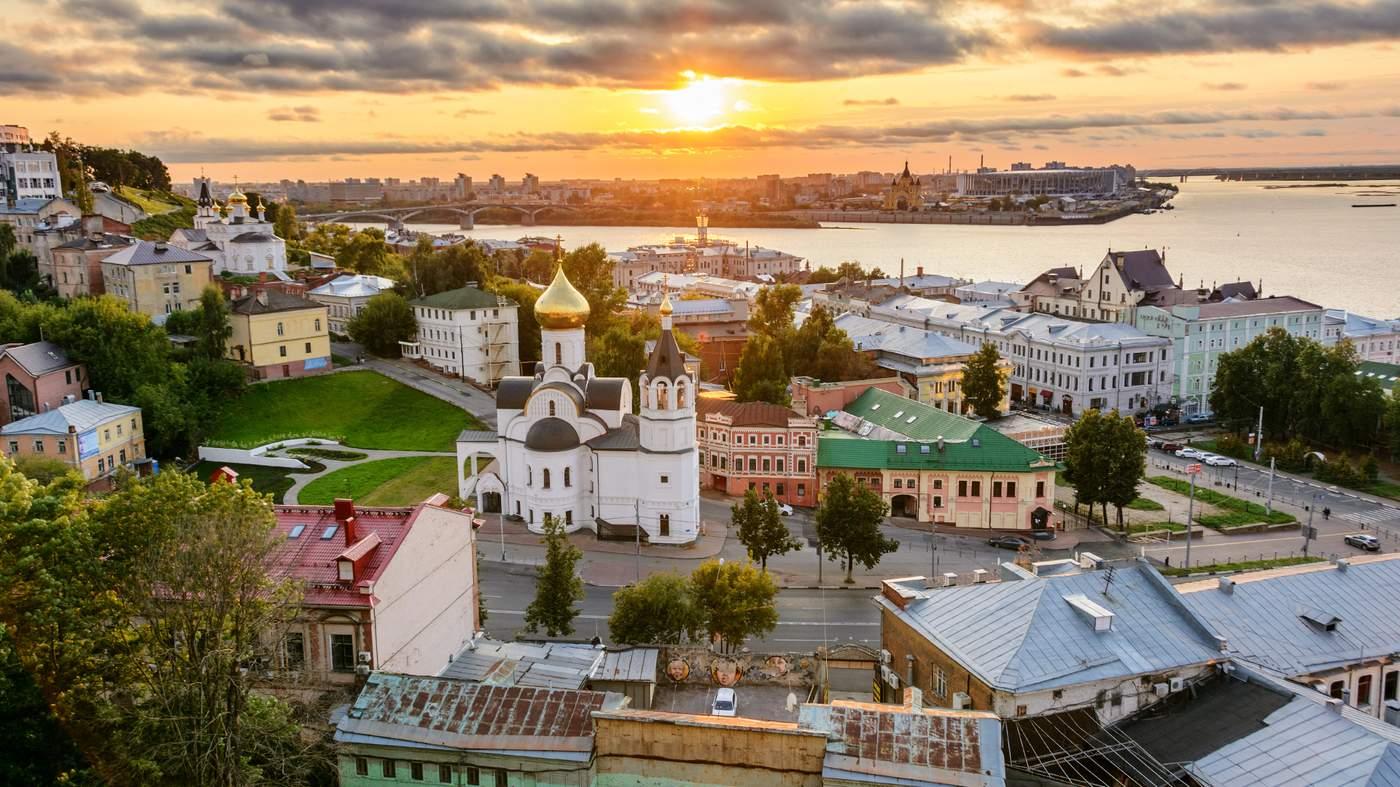 1 день – выезд, трассовая экскурсия с остановками до Нижнего Новгорода