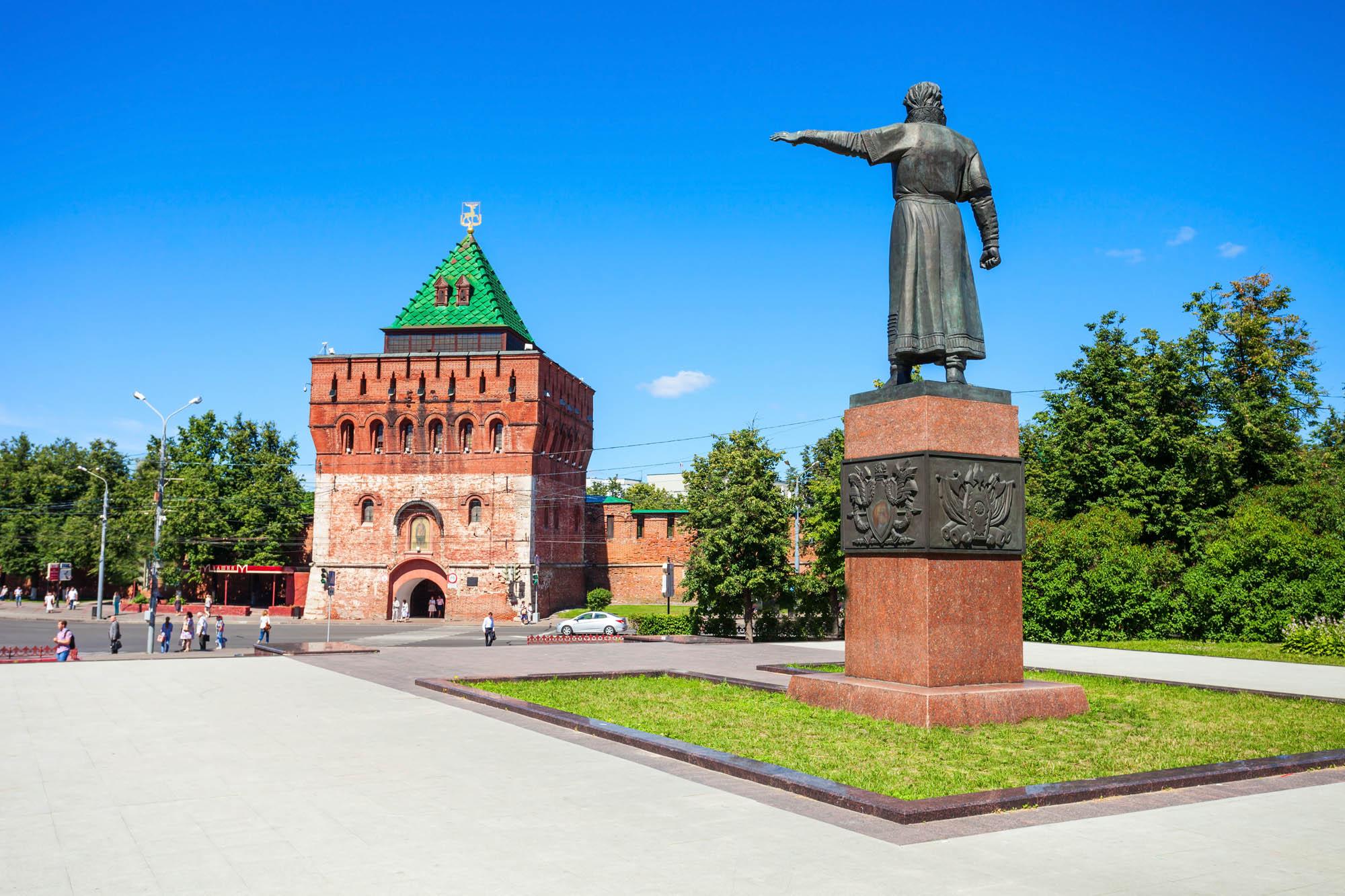 2 день – обзорная экскурсия по Нижнему Новгороду