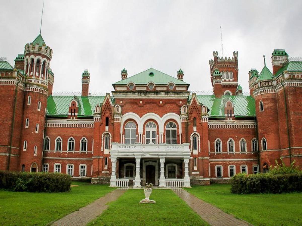 5 день – Замок Шереметева