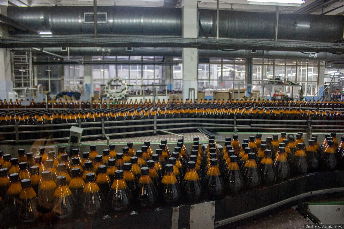 Хмельная Тверь: экскурсия на пивоваренный завод