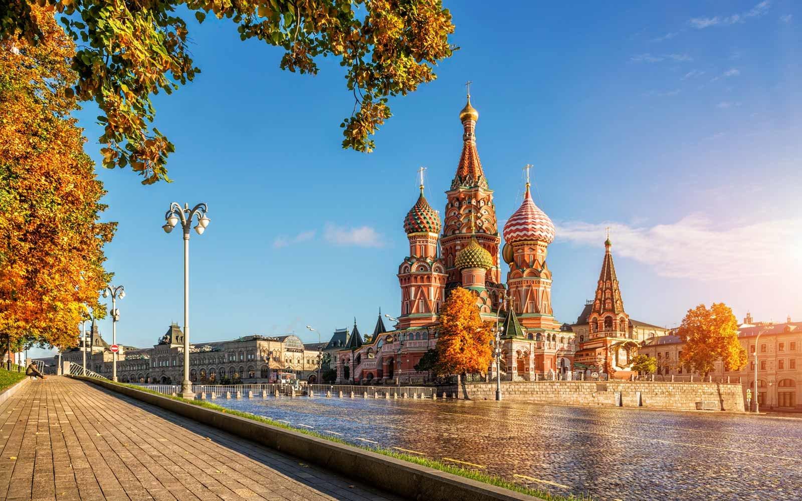 Познавательная дорога в Москву