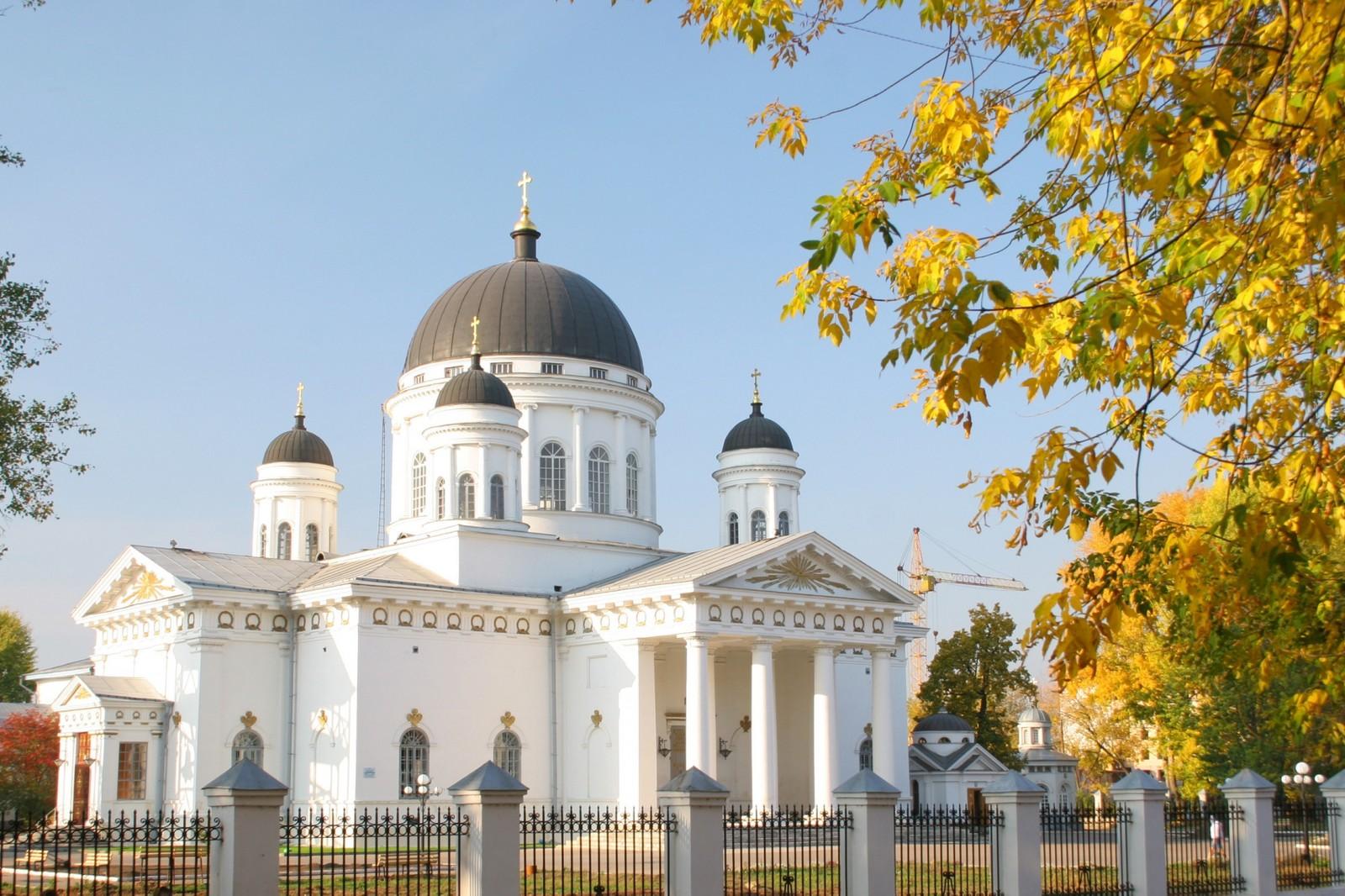 Пушкинский Нижний Новгород
