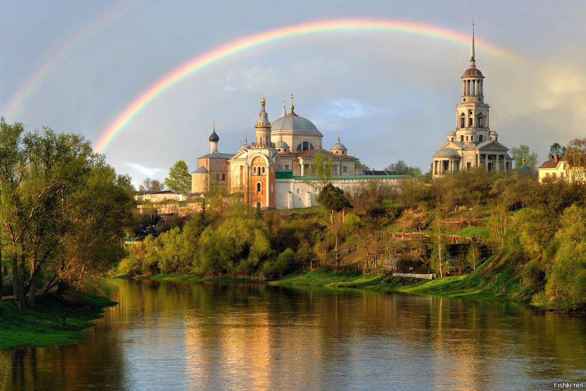 Торжок: «русская Италия»