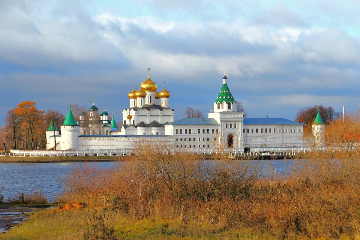 Ипатьевский монастырь – «колыбель» Дома Романовых
