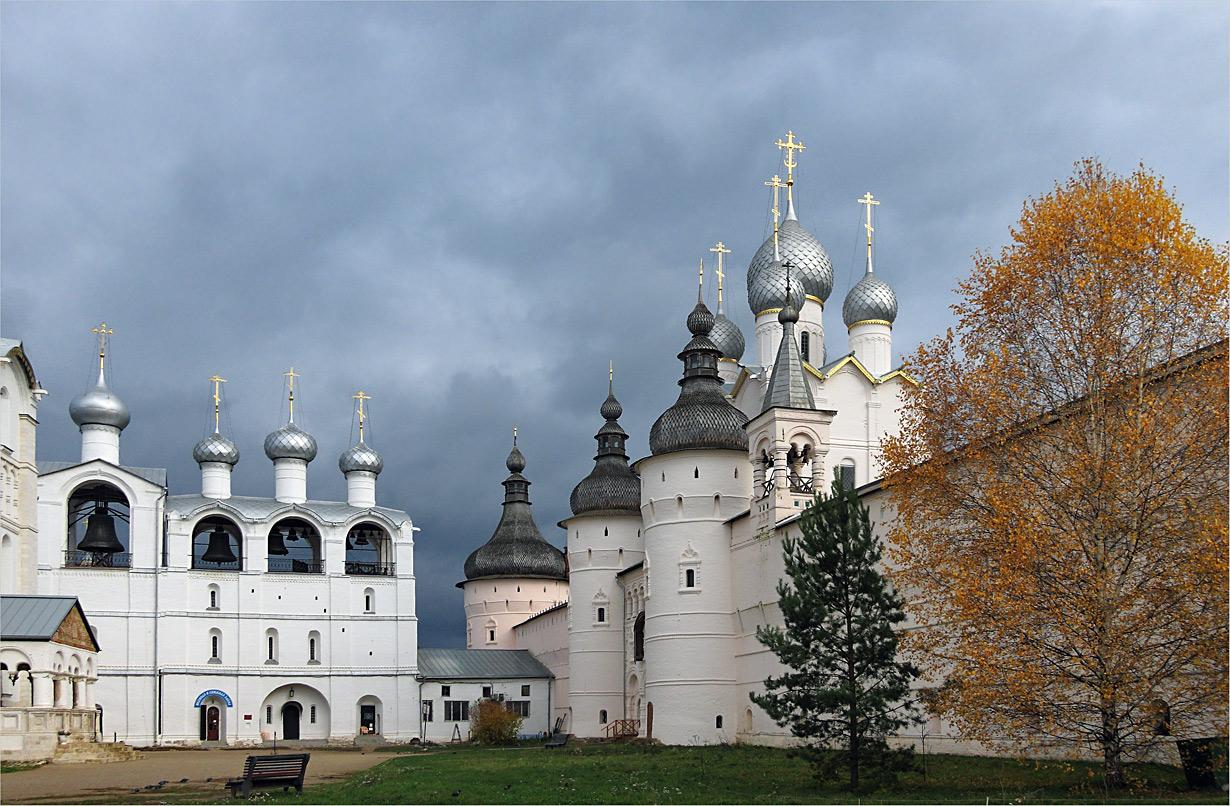 Ростовский кремль и Варницкий монастырь