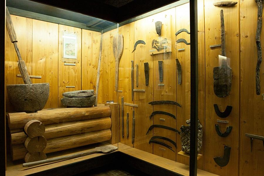 Краеведческий музей и Екатерининская горка