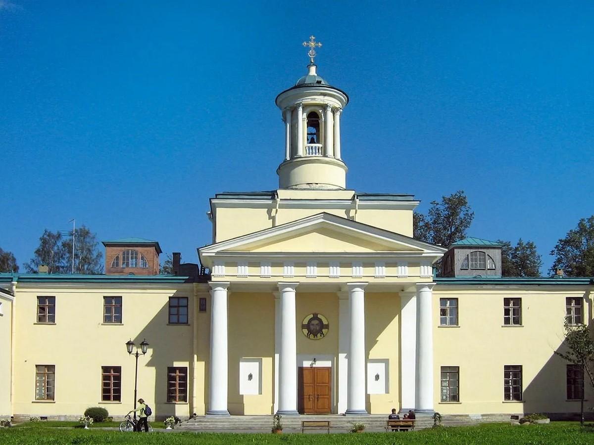 Церковь св. Марии Магдалины в Павловске