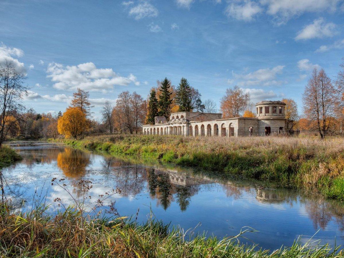 Приоратский парк и «Зверинец»